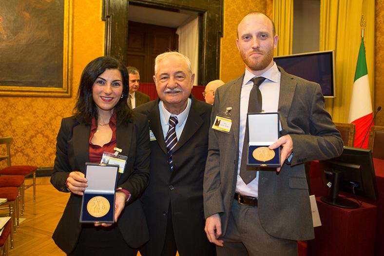 Cerimonia del premio Soldera per giovani ricercatori Ed. 2013