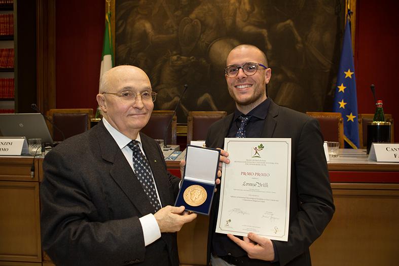 Cerimonia del premio Soldera per giovani ricercatori Ed. 2014