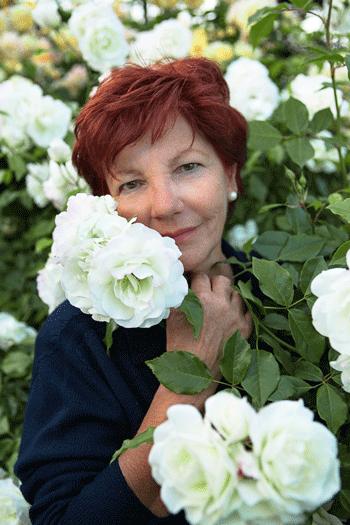 Graziella Soldera, il giardino botanico